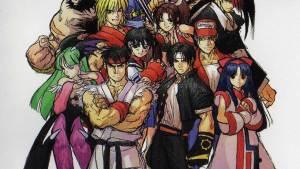 SNK vs. Capcom: The Match of the Millennium está a caminho do Switch
