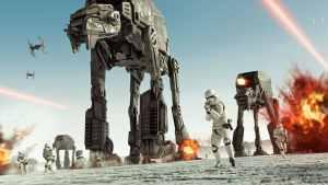 Servidores de Star Wars Battlefront II caem após o jogo ter sido oferecido de graça na Epic Store