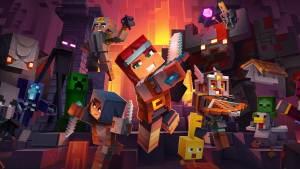 Minecraft Dungeons alcança marca de 10 milhões de jogadores