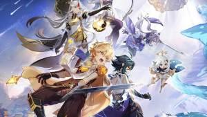 Genshin Impact terá versão nativa para PS5 com várias melhorias técnicas e visuais