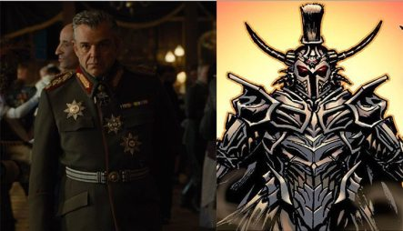 Danny Huston as Ares