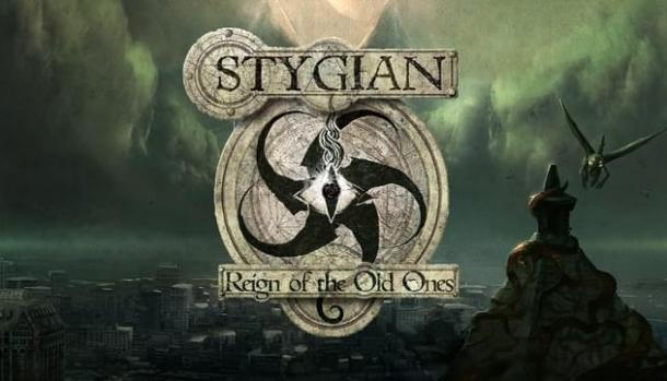 Stygian Reign of the Old Ones Logo