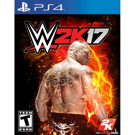 PS4 WWE 2K17   Game Hypermart PS4 WWE 2K17
