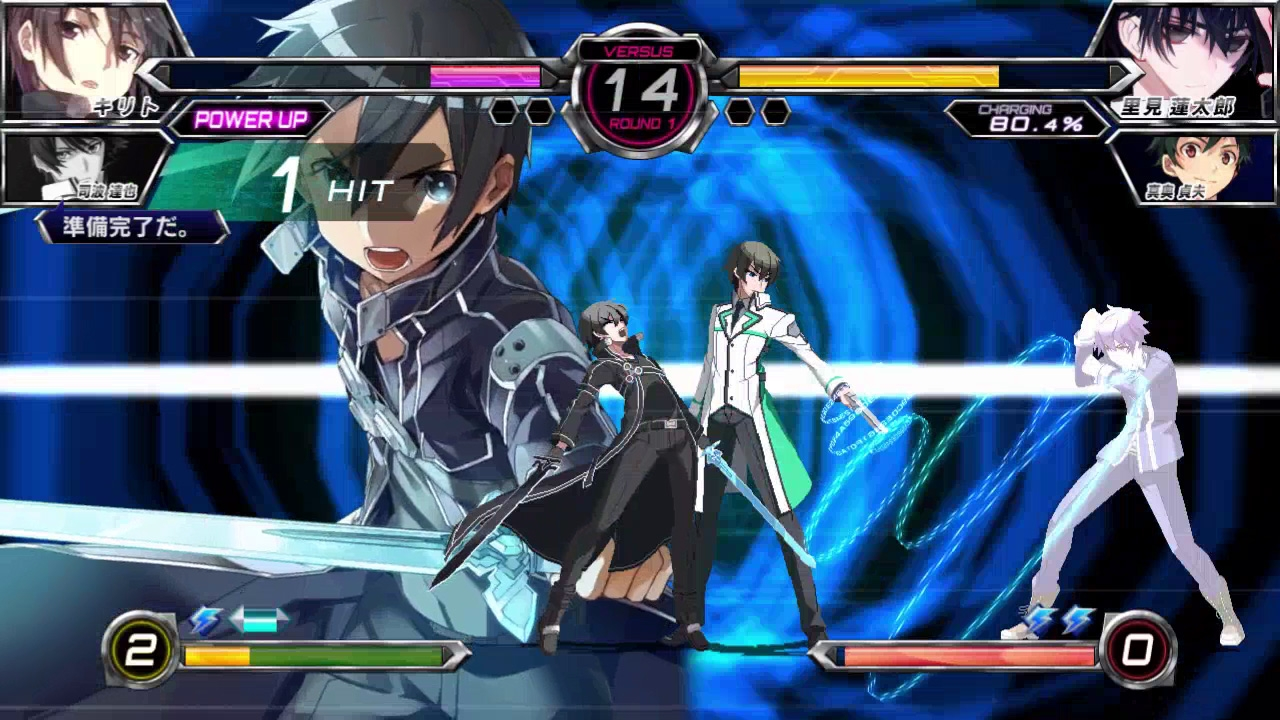 Anime games to expect at E3 2015   Game Idealist Dengeki Bunko Fighting Climax