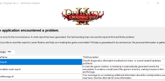 divinity original sin 2 crashing