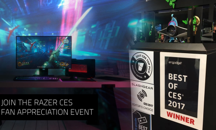 Razer CES Sale – Fan Appreciation Event 2017