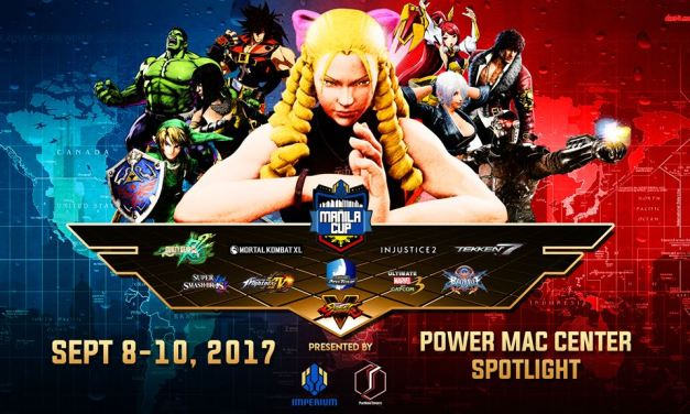 The Manila Cup 2017 is Underway