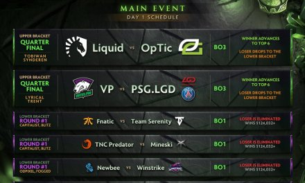 [TI8] Main Stage Day 1 Previews and Expectations