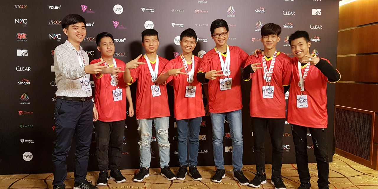 [Hyperplay] Vietnam Sweeps Singapore 2-0, Will Face Malaysia in the Grand Finals