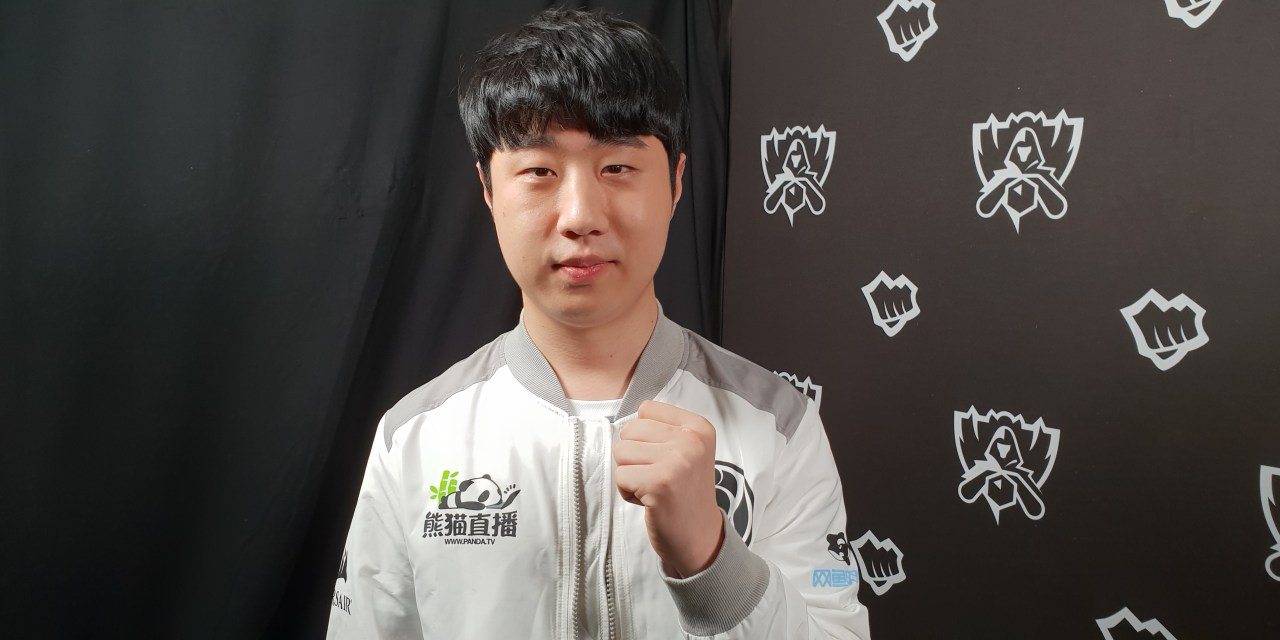 [League of Legends] IG Duke: We heard that Fnatic was a really good team. Seeing them today, I think it is true. So I think they will be a hard matchup.