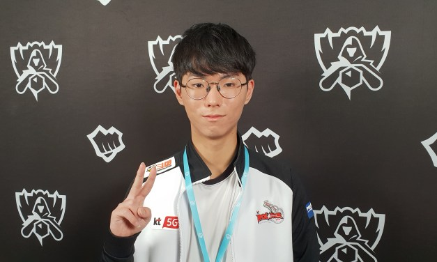 [League of Legends] KT Ucal on who he wants to face: Royal Never Give Up
