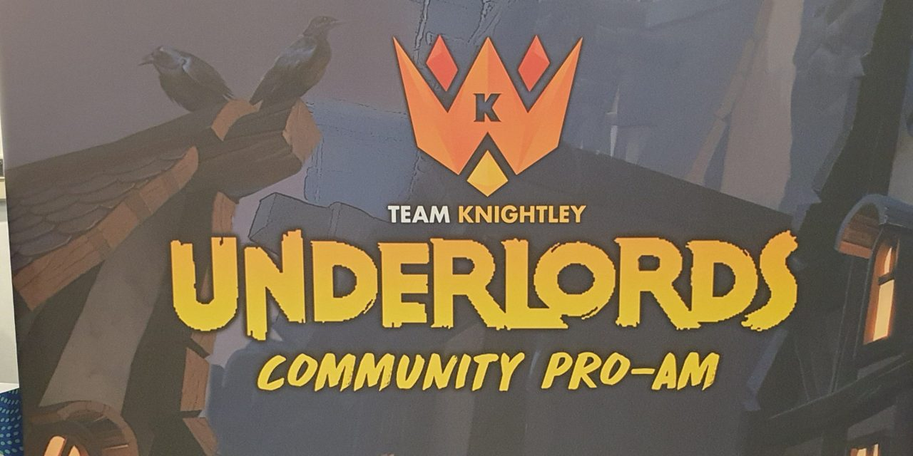 [Dota Underlords] Team Knightley does Community Tournaments Right