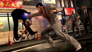 Yakuza HD Collection coming to the Wii U