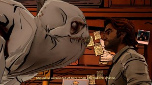 The Wolf Among Us Episode 2 new trailer sets a violent tone
