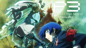 Persona 3: The Movie 1, heading west with English Subtitles