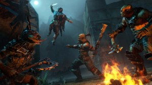 Middle-Earth: Shadows of Mordor brings some familiar voices and lots of gore