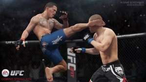 EA Sports: UFC gets an Ultimate Fighter Career Mode