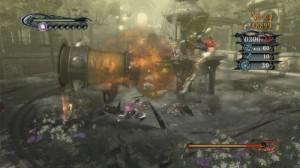 bayonetta-peach-suit-fight
