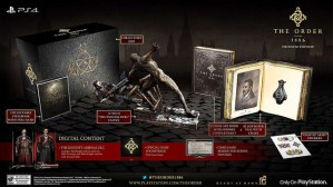 The Order: 1886 reveals it's collectors edition and a closer look at the Lycans