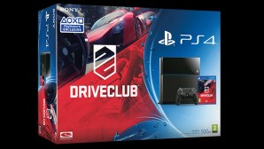 Driveclub gears up a PS4 bundle for Europe.