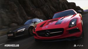 Free PSPlus edition of DriveClub will be available tomorrow!