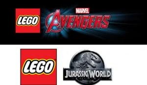 Lego Jurassic World and Lego Avengers set for 2015