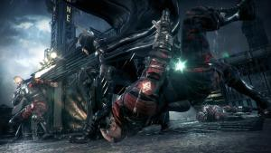 Batman: Arkham Knight gets a M rating from the ESRB