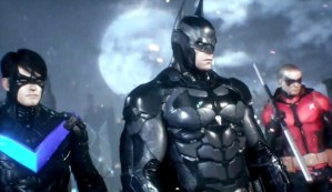 Batman Arkham Knight will have a day one patch on PS4