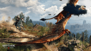 PS4Pro and Xbox One X patch for The Witcher 3 incoming