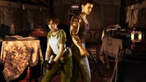 Resident Evil 0 HD gets a January release.