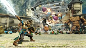 Dragon Quest Heroes dated for PS4 in North America