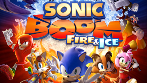 Sonic Boom: Fire and Ice dashes to the 3DS