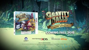 Ubisoft working on Gravity Falls game for the 3DS