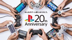 Playstation celebrates 20 years today with major Playstation Store Sale