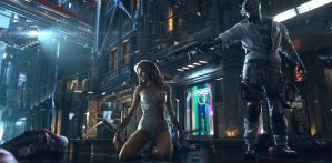 Cyberpunk 2077 will pass Witcher 3 in size according to visual effects artist
