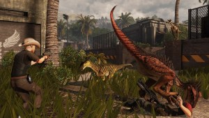 Primal Carnage: Extinction brings Human vs Dino Deathmatch to PS4