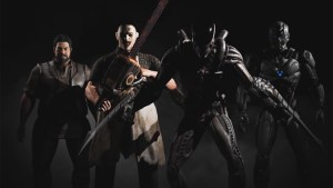 Get a glimpse of MKX's Alien, Leatherface, Tri-Borg and Bo Rai Cho in action