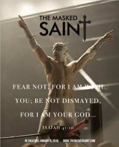 Film Review: Wrestling and religion don't mix