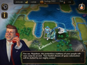 Civilization Revolution 2 Plus delayed