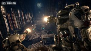 New Space Hulk: Deathwing screenshots shows off some massive levels