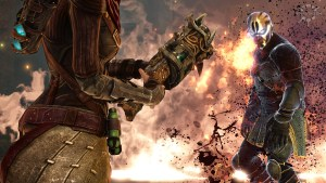 Legacy of Kain Multiplayer spin-off Nosgoth shutting down.