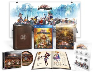 Grand Kingdom Special Edition announced, June release set.