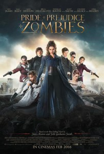 Film Review: Pride and Prejudice and Zombies and… it's OK