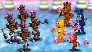 Five Nights at Freddy's World available once again, for Free!