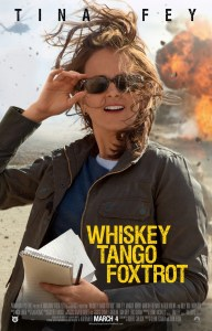 Film Review: Tina Fey brings humour and depth to Whiskey Tango Foxtrot