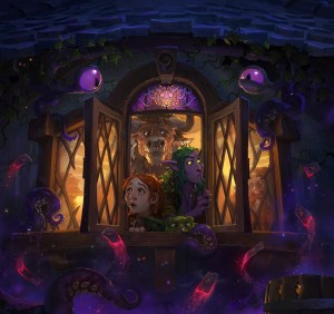 Hearthstone Expansion Releases April 26th!