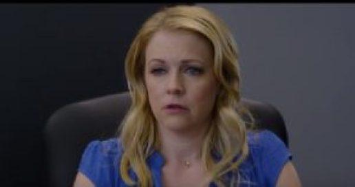 This is Melissa Joan Hart emoting. Yeah.