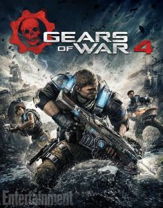 Gears of War 4 release date and cover art revealed
