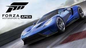 Forza Motorsport 6 Apex beta starts May 5