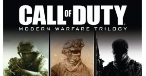 Activision releasing the Call of Duty: Modern Warfare Trilogy
